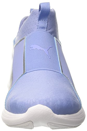 Ginnastica Summer puma Blu Silver Scarpe Puma 03 Wns Rebel lavendar Basse Mid Da Donna Lustre qS7qnHwYt