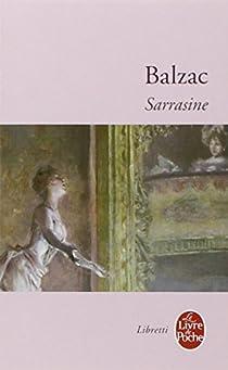Sarrasine par Balzac