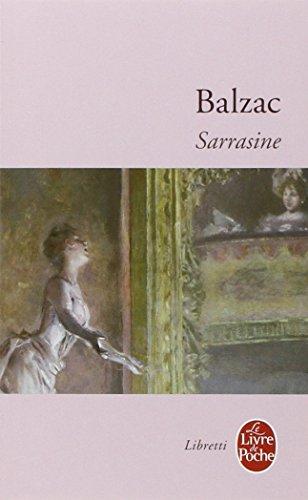 Sarrasine [Pdf/ePub] eBook