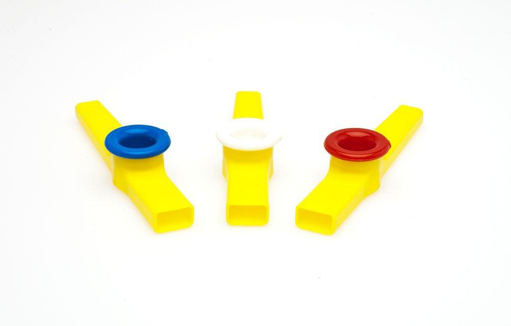 Music Treasures Kazoo Pack of 50 Yellow Music Treasures Co 471875_Y