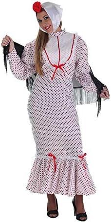 LLOPIS - Disfraz Adulto chulapa Coral: Amazon.es: Juguetes y juegos