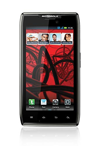 Motorola Droid RAZR MAXX XT912 M Verizon Smartphone (Black/Grey) 4.3 Inches AMOLED Screen (Best 4.3 Inch Phone)