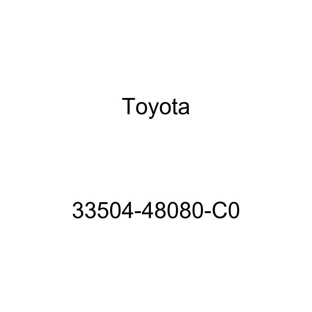 Toyota Genuine 33504-48080-C0 Shift Lever Knob Sub Assembly