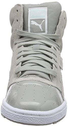 Puma Shine Basses amp; 3 Matt Femmes Sky Wn's Lace Sneakers wX8XqrIv