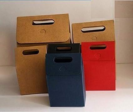 Amazon Com Gift Bags Wrapping 2 Sizes Medium Cardboard Gift