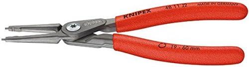 KNIPEX(クニペックス)4811-J3 穴用精密スナップリングプライヤー 直(SB) ds-1849969