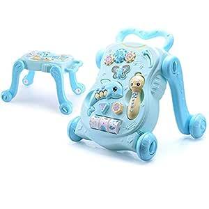 Chengzuoqing Andadores Bebé 2-en-1 Que Cambia de Color Juego de la ...