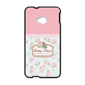 Creative Flower Cell Phone Case For HTC M7 by ruishernameMaris's Diary