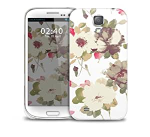 Vintage Floral Watercolour Samsung Galaxy S4 GS4 protective phone case