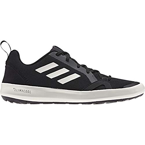 adidas outdoor Terrex CC Boat Water Shoe - Men's Black/Chalk White/Black, 11.0 ()