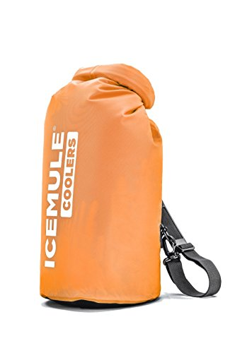 Cooler Ice Bag (IceMule Classic Insulated Backpack Cooler Bag - Hands-Free, Highly-Portable, Collapsible, Waterproof & Soft-Sided Cooler Backpack for Hiking, The Beach, Picnics, Camping, Fishing - 10 Liters, 6 can)