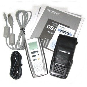 Olympus DS-3000 - Reconditioned Digital Voice Recorder - Complete Unit
