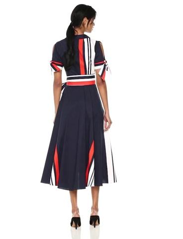 MILLY Women's Valerie Dress