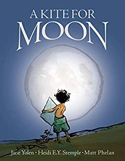 Book Cover: A Kite for Moon