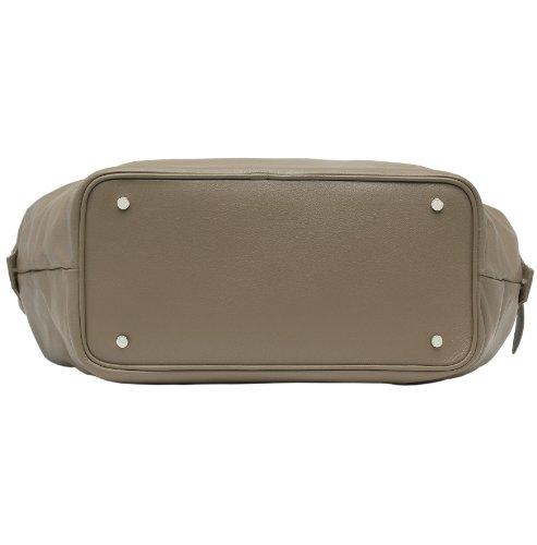 Taupe Ladies 515b Leather Burgmeister T209 Handbag XURx1wR4q