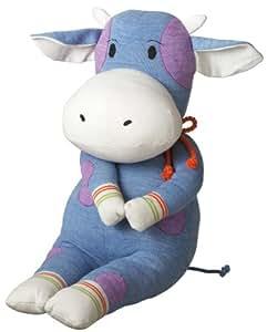 "Monkeez ""Carlton"" Cow Plush, Large"