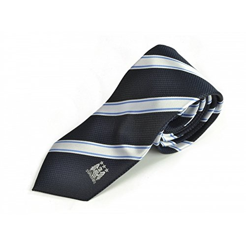 Manchester City FC Official Soccer Stripe Club Tie