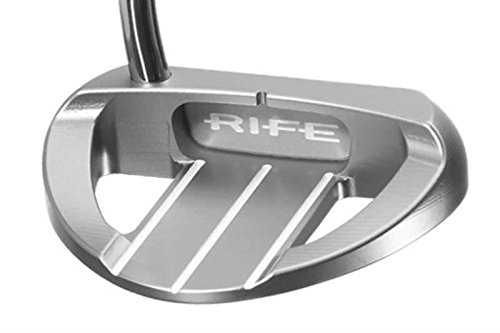 - Guerin Rife Barbados Putter Steel Left Handed 40 in
