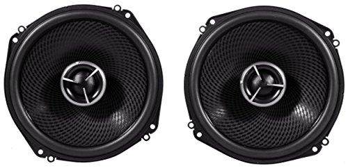 Kenwood Custom Fit Car Speakers, Exelon KFC-X183C
