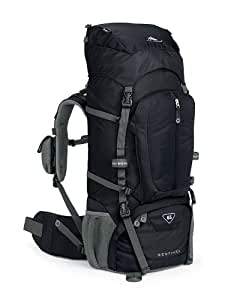 High Sierra Classic Series 59401 Sentinel 65 Internal Frame Pack Black 32x14.25x8.75 Inches 3970 Cubic Inches 65 Liters