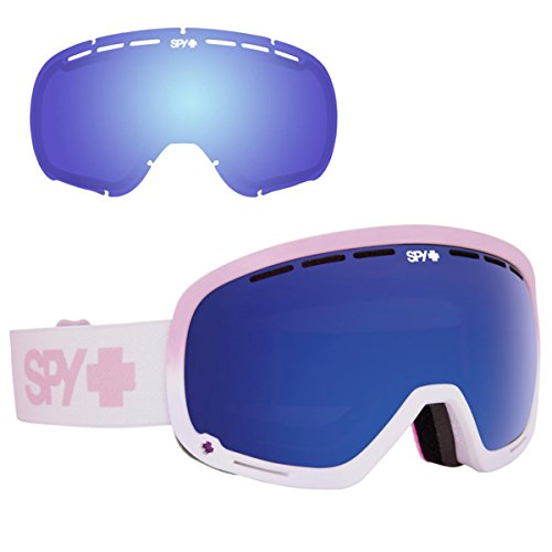 Spy Ski Goggles MARSHALL Violet Fade-Bronze W/Dark Blue Spec