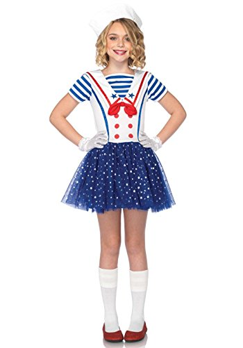 Leg Avenue Children's Sailor Sweetie (Leg Avenue Sailor Costume)