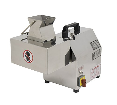 American Eagle Food Machinery AE-MC12N-1/4-K 1 hp Electric Meat Cutter Kit 1/4'' Output Stainless Steel by American Eagle Food Machinery