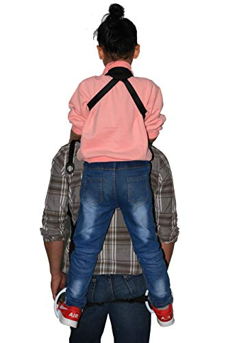 Original Cool Air Ergonomic Baby Toddler Standing Rider Carrier with Large Storage Pocket