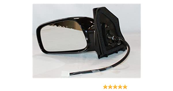 New Door Mirror Glass Replacement Driver Side For Toyota Corolla 03-08