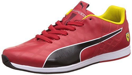 Puma Evospeed 1 4 Sf Nm - Zapatillas de deporte Hombre Rojo - Rouge (Rosso Corsa/Black)