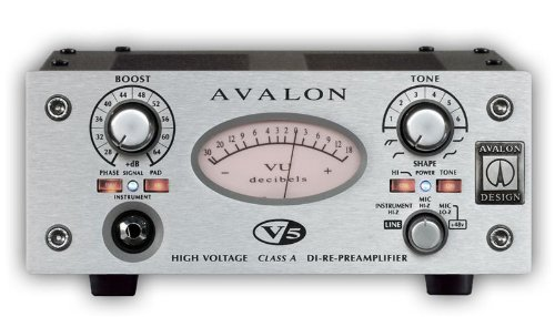 AVALON DESIGN V5(Black or Silver)