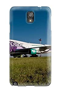 pc DanMarin Shockproof Scratcheproof Aerosur Boeing 747 Hard Case Cover For Galaxy Note 3