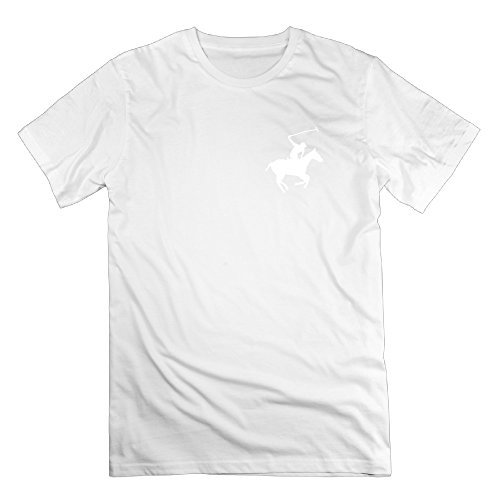 White Enlove Polo Casual T Shirt For Mens Size XXL for sale  Delivered anywhere in Canada