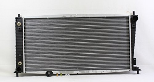 Radiator - Pacific Best Inc For/Fit 2719 04-04 Ford F-150 Heavy-Duty 4.6/5.4L w/HDC PT/AC
