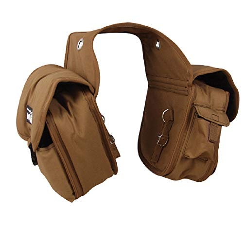 Top Quality Denier Saddle Bags, Heavy Duty Horse Trail for sale  Delivered anywhere in USA