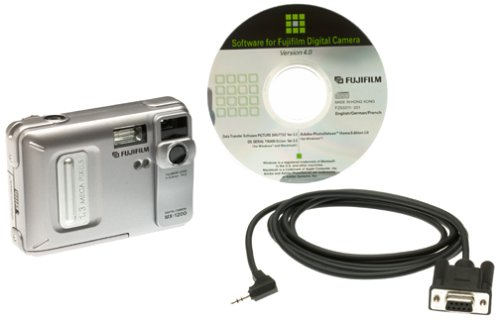Fujifilm MX-1200 Digital Camera