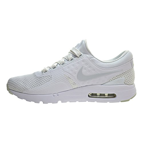 Nike Air Max Nul Qs Mens Schoenen Wit / Zuiver Platina / Zuiver Platina 789695-102