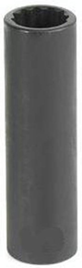 Grey Pneumatic 1111MD SOC 11MM 3//8D IMP 12PT DP BLK