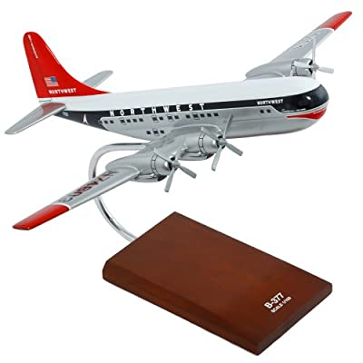 Mastercraft Collection Boeing B-377 Stratocruiser Northwest Model Scale:1/100