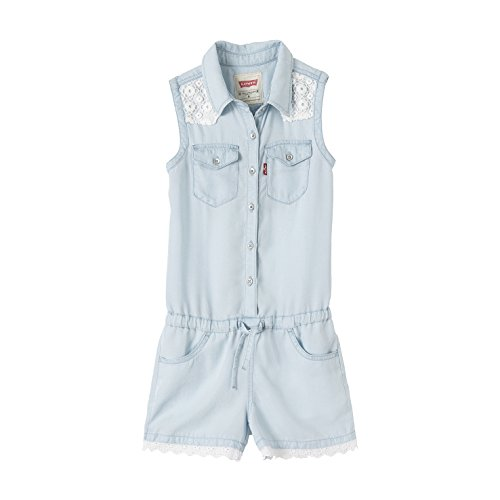 denim Combi Molly Nl33507 Bleu Fille Levi's 46 Combicourt 4YpUnAq