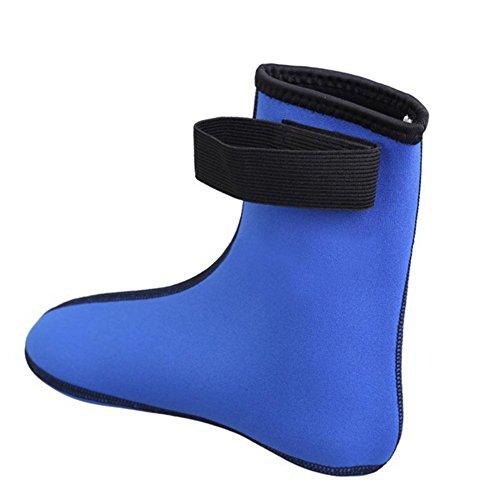 calzini nero UxradG calzini per schermo nuoto snorkeling Blue donne Barefoot blu da uomini per antiscivolo immersioni spiaggia calzini running calzini xq7SXWqC