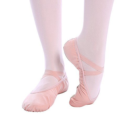 Bezioner Ballet Slippers Girls Canvas Ballet Dance for sale  Delivered anywhere in Canada