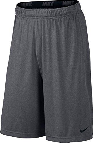 59112e0055ff0 Nike Dri-Fit Men s Fly Short 2.0 Running Athletic 519501 Gray Size L ...