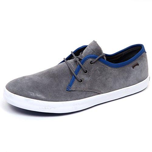 Camper D4820 Scarpa Uomo Without Box Suede Grey Shoe Men [42]