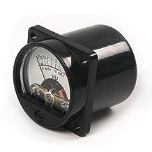 Atoplee 2pcs 6~12V Clear Plastic Shell Audio Amp Panel VU Volume Unit Level Meter Indicator