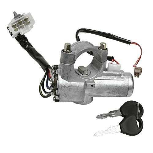 ignition lock assembly - 8