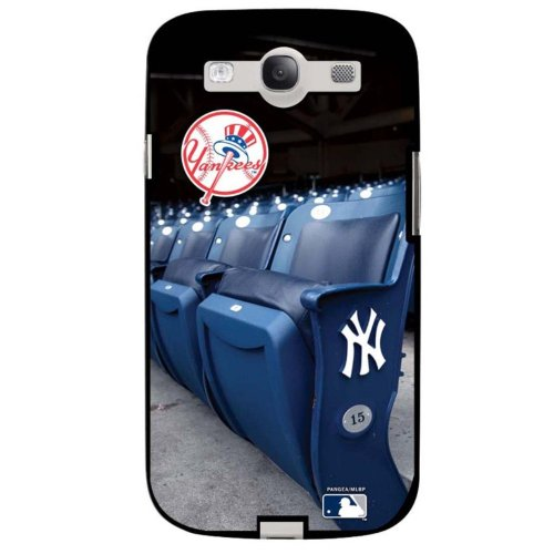 MLB New York Yankees Seats Stadium Collection Galaxy S3 Hard Case New York Yankees Stadium Seat