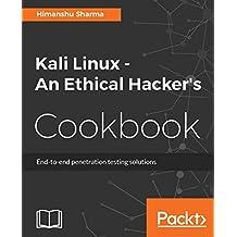 Kali Linux Pentesting Cookbook