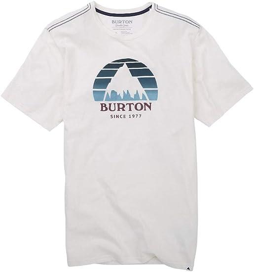 TALLA XS. Burton Underhill Camisetas Hombre