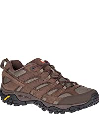 Merrell Mens Moab 2 Smooth Hiking Shoes